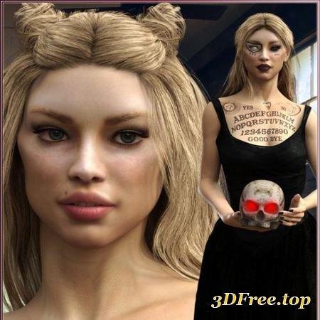 EJ ETERNITY FOR GENESIS 8 FEMALE (Poser)