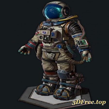 SPACE STATION SUPPORT ENGINEER (3DMax)
