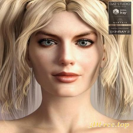 CELEBRITY SERIES 24 FOR GENESIS 3 AND GENESIS 8 FEMALE (Poser)
