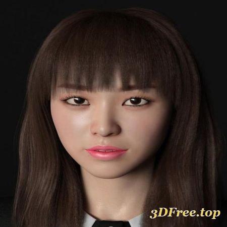 JOJO FOR GENESIS 8 FEMALE (Poser)
