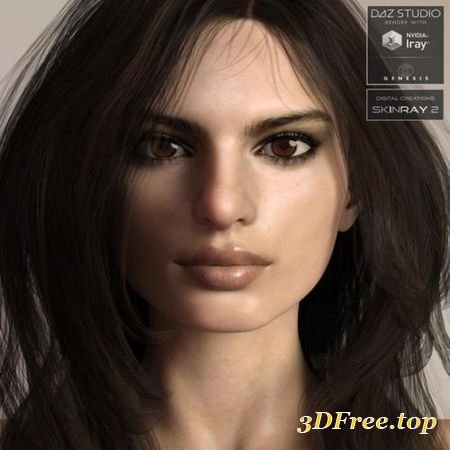 CELEBRITY SERIES 23 FOR GENESIS 3 FEMALE AND GENESIS 8 FEMALE (Poser)