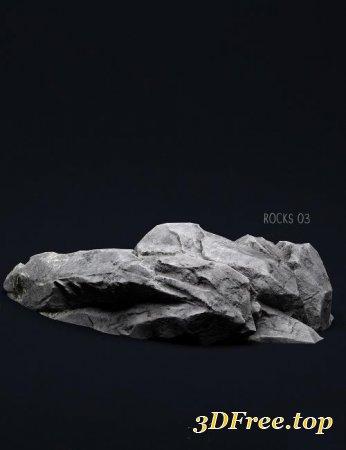 JUNGLE CONSTRUCTION KIT 02 (Poser)