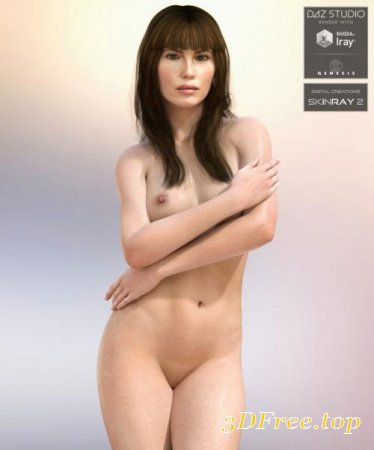 CELEBRITY SERIES 17 FOR GENESIS 3 AND GENESIS 8 FEMALE (Poser)
