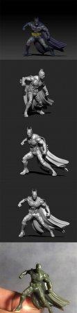 BATMAN 3D PRINT MODEL
