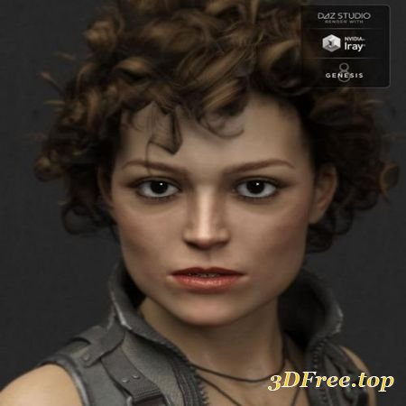 3D Models REVEL HD FOR GENESIS 8 FEMALE (Poser) download free