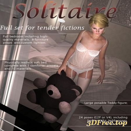 SOLITAIRE BY MEIPE (Poser)