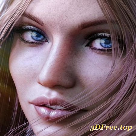 ASTRA HD FOR GENESIS 8 FEMALE (Poser)