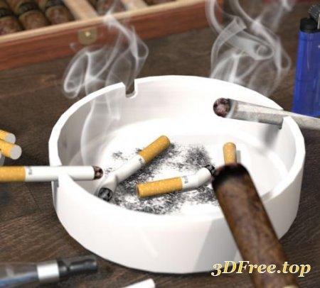SMOKING PARAPHERNALIA (Poser)