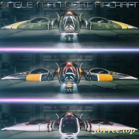 SINGLE MAN LIGHT AIRCRAFT (Poser)