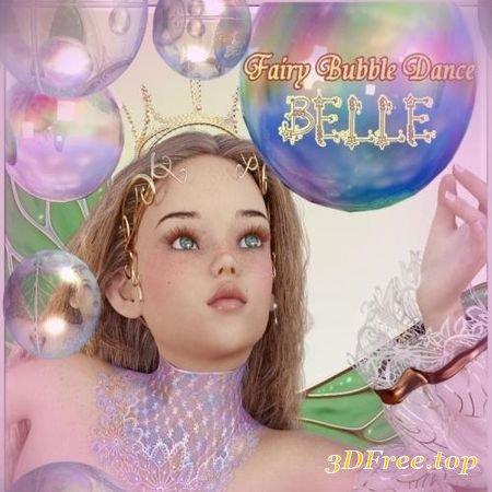 BELLE- BUBBLE-DANCE (Poser)
