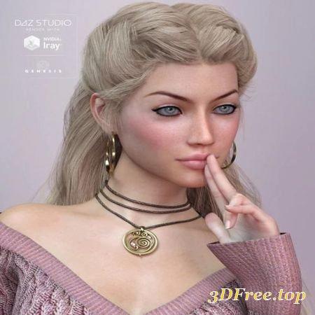 ANDREA FOR GENESIS 3 FEMALE (Poser)