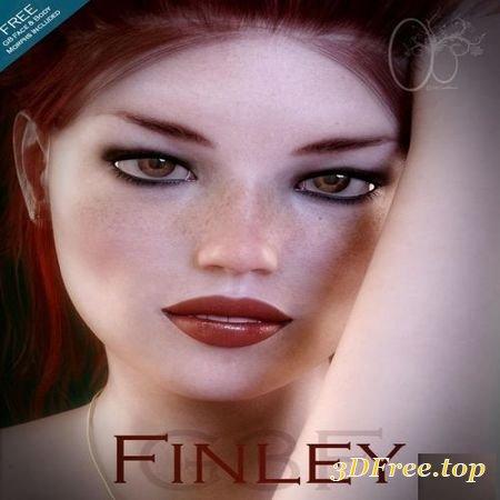 CB FINLEY GENESIS 3 FEMALE (Poser)