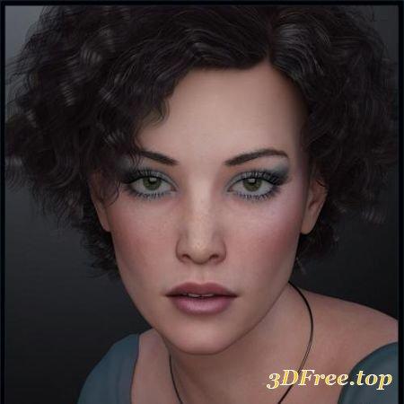 DELILAH FOR GENESIS 3 FEMALE (Poser)