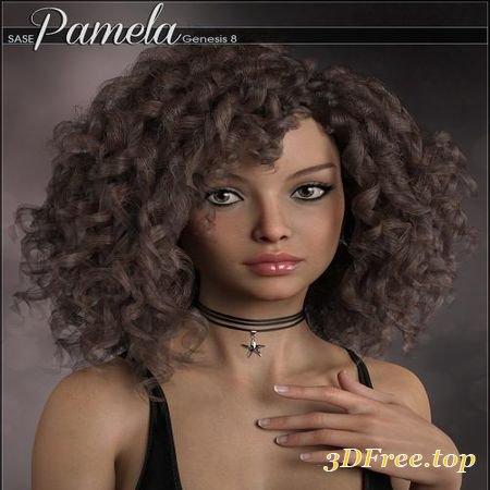 SASE PAMELA FOR GENESIS 8 (Poser)