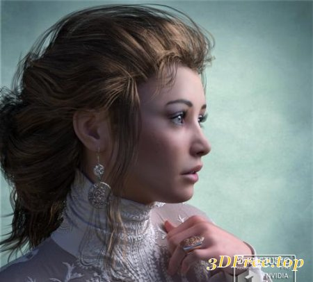 DELILAH FOR GENESIS 3 FEMALE (Poser)