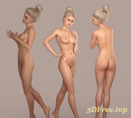 REDZ KATIA FOR GENESIS 3 FEMALE (Poser)