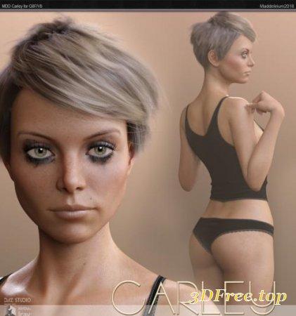 MDD CARLEY FOR GENESIS 8 FEMALE V8 IRAY ONLY