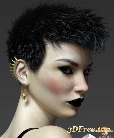 RANIA GENESIS 3 FEMALE V7 (Poser)