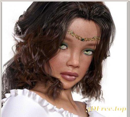 SISSY GENESIS 8 FEMALE (Poser)