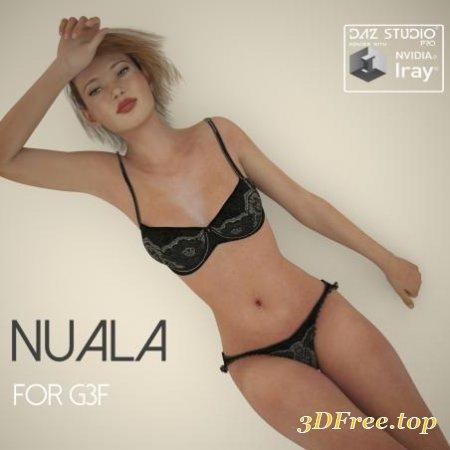 NUALA FOR GENESIS 3 FEMALE