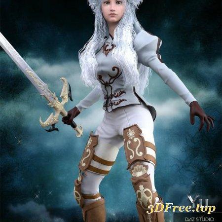 Yu for Genesis 8 Female
