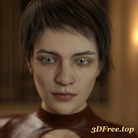 Star Life HD for Genesis 8 Female