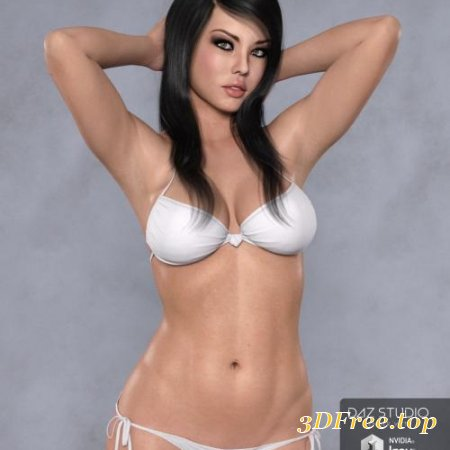 DT- LYNN FOR GENESIS 3 FEMALE