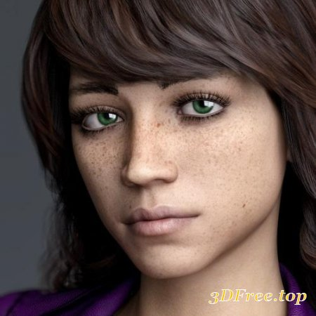 ESME HD FOR GENESIS 8 FEMALE