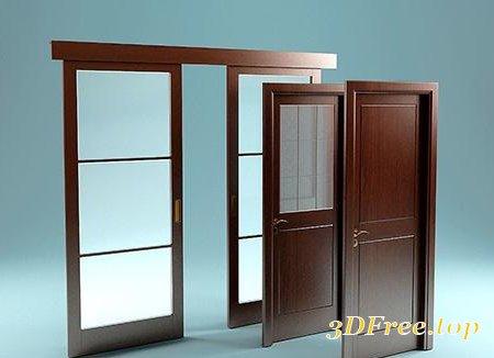 GAROFOLI DOORS 2 3D MODEL