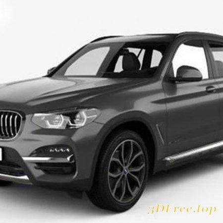BMW X3 (G01) 2018