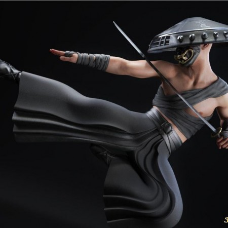 dForce Senshi Outfit for Genesis 8 Male(s)