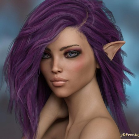 SublimelyVexed Aerwyn for Genesis 8