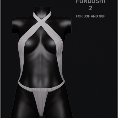 Japanese Fundoshi 2 for G3F and G8F