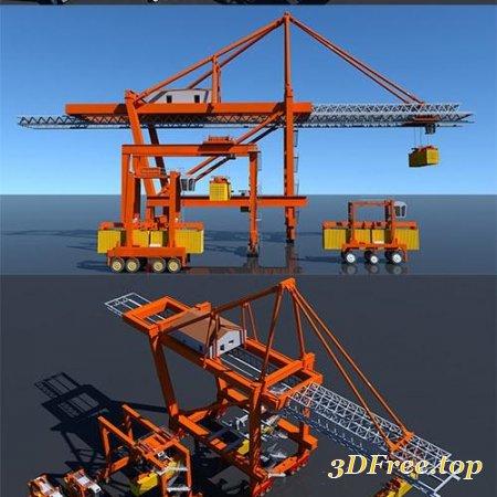 Cargo Crane Collection