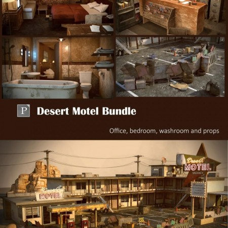 Desert Motel Bundle