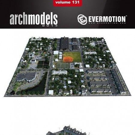 Evermotion Archmodels Vol.131