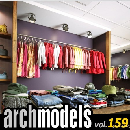 Evermotion - Archmodels vol. 159