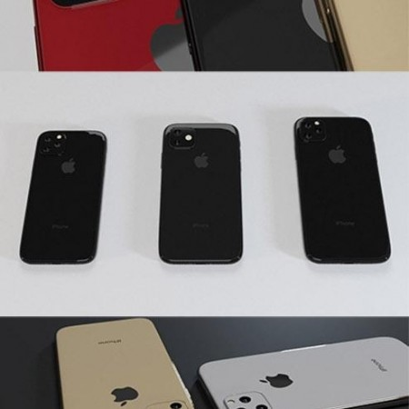 iPhone 11 iPhone 11 Pro iPhone 11 Pro Max In All Colors Bundle Low-poly 3D model - Cgtrader