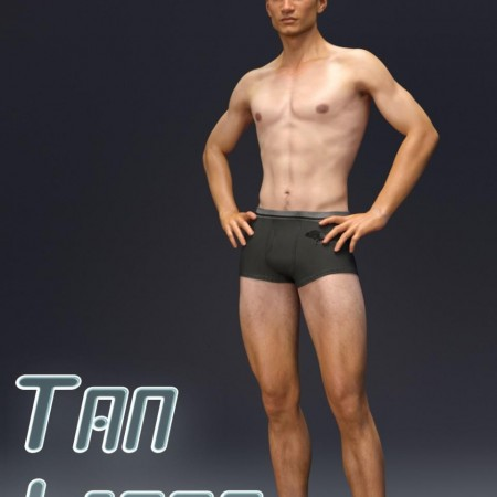 Tan Lines for Genesis 3 Male and Michael 7