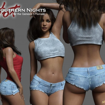 Hot Southern Nights for Genesis 3