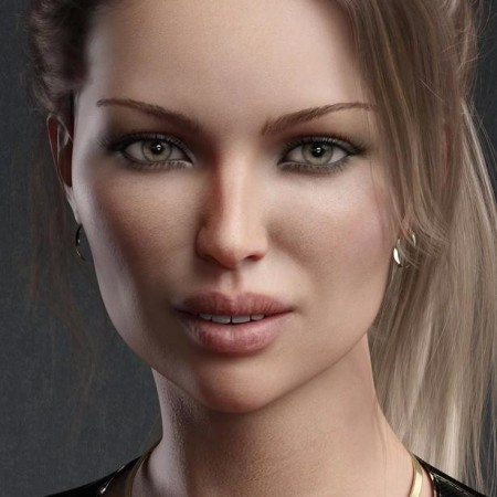 Shan HD for Genesis 8 Female