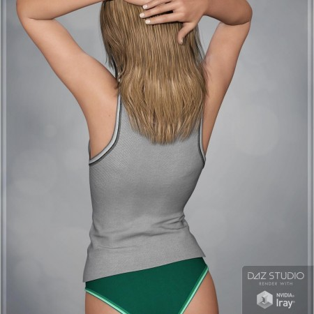 Lazy Nights for Genesis 3 Female(s)