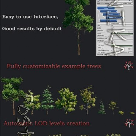 Mtree - Tree creation v2.1