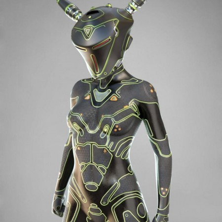 COG SciFi Suit for Genesis 8 Female(s)