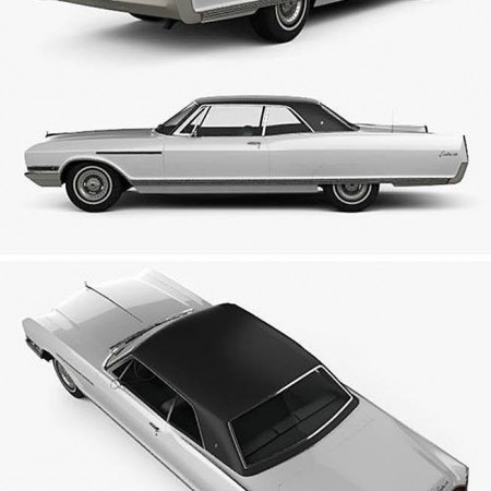 Buick Electra 225 Sport Coupe 1966