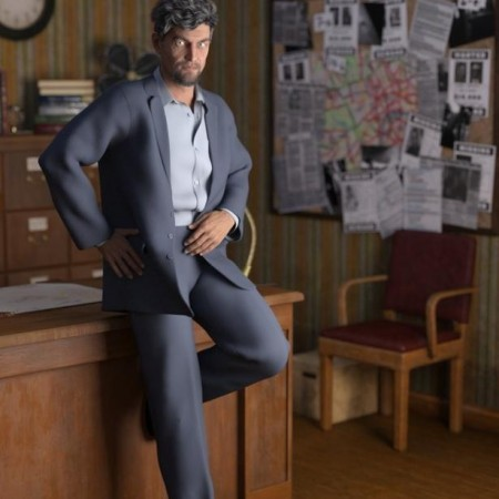 dForce Informal Suit for Genesis 8 Male(s)