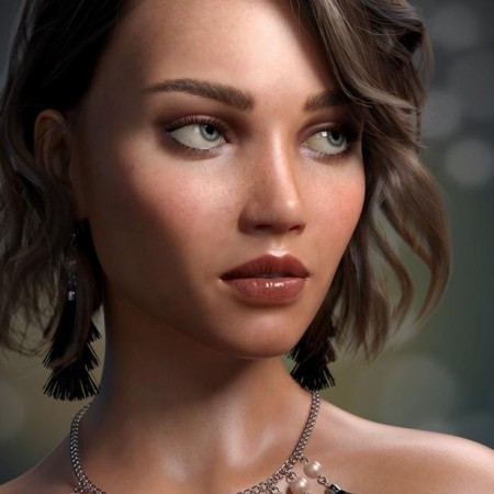 Tarian HD for Genesis 3 and 8 Female