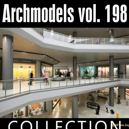Evermotion Archmodels Vol. 198