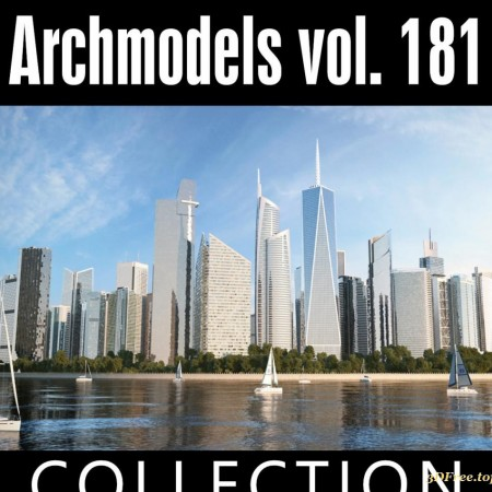 Evermotion Archmodels vol. 181