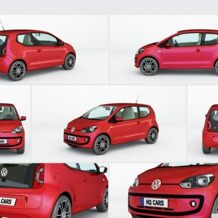 Volkswagen Up Hatchback 3door 2013